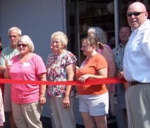 Lakeview Foundation Thrift Shop Ribbon Cutting 7 18, 2012 (10)