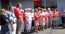 Lakeview Foundation Thrift Shop Ribbon Cutting 7 18, 2012 (11)