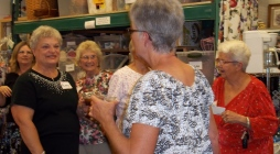 Lakeview Foundation Thrift Shop Ribbon Cutting 7 18, 2012 (5)