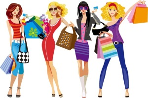 women clothing clip art