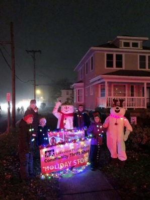Village of Lawton Lighted Holiday Parade